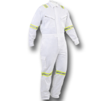 Coverall White