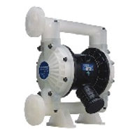 Polypropylene, Teflon Diaphragm Pump