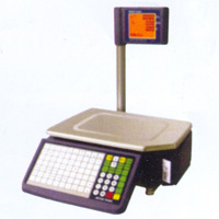 Electric Price Computing Label Scale