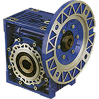 Square Worm Gear