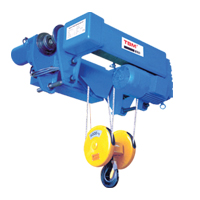SHA Wire Rope Hoist