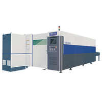 2KW To 6KW Fiber Laser Cutting Machine