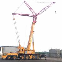 300 Tons Crane