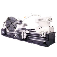 Heavy Duty Horizontal Lathe Series