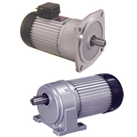 LH Horizontal / LV Vertical Gear Motor