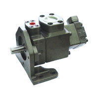 Double Vane Pump Type