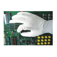 PU Glove Electronic