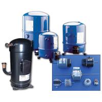 Compressors & Fan Motor