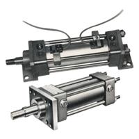HC & JIS Series Hydraulic Cylinder