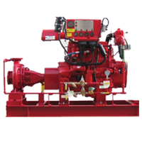 PSB Labelled Fire Pumps End Suction Pump Range