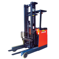 Recond Electric Reach Truck - 7 Series
