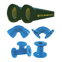 Ductile Iron Pipe & Fitting
