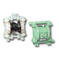 Air-Operated Double - Diaphragm Pumps