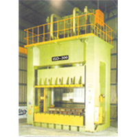 Hydraulic Deep - Drawing Presses