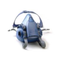 3M 7502 Silicone Double Respiratory