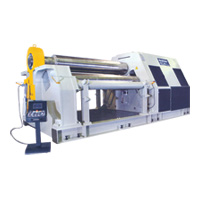 4 Roll Plate Bending Rolling