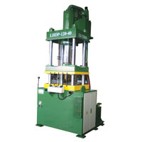 4 Tie Type Hydraulic Press Machine