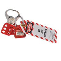 HASP/TAG/Safety Padlock