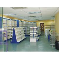 Book Shop Renovation Works