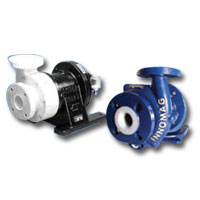 Non-Metallic / Metallic Mag-Drive Sealless Pumps