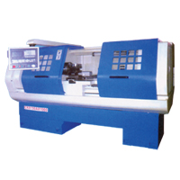 China CNC Big Bore Lathe Machine