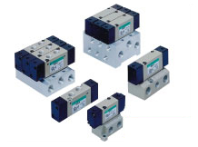 5/2 Way Solenoid Valve 4KA Series