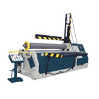 Plate / Pipe Bending Roll Machine