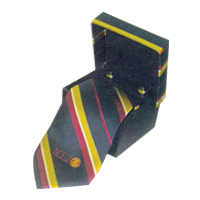 Fabric Tie Box