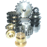 Worm Gear & Worm Shafts