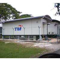 TM Antenna Station - Customised Portable Cabin For TM Antenna Station