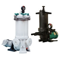 Self Priming Filter Pump