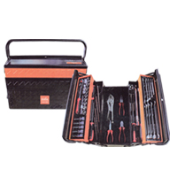 "62 Pcs 1/2"" Dr. Socket & Tool Set"