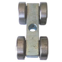 6200 Double Bearing SQ Bar