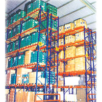 Adjustable Pallet Racking Systems
