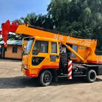 7 Tons Crane