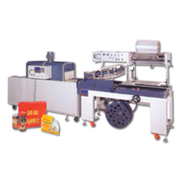 Automatic L Sealer With Shrink Tunnel