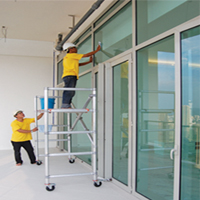 High Rise External Building Cleaning Services