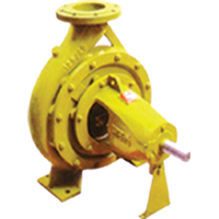DIN 24255 Standard Centrifugal End Suction