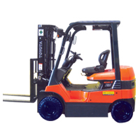 Recond Electric Forklift - 7 Series