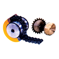 Chain Coupling & Gears