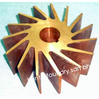 Valve Wheel (Bronze)