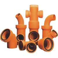 Vitrified Clay Pipes