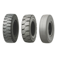 Superelastic Solid Tyres