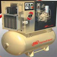 Infinity Rotary Screw Air Compressors (5Kw-11Kw)