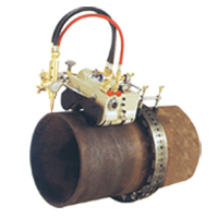Magnet Pipe Gas Cutter