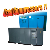 Rental Of Oil Free Compressors