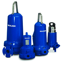 ABS Submersible Pump