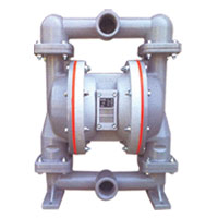 Air Operated Double-Diaphragm Pumps