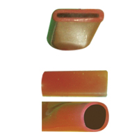 Air Shaft Silicone Rubber Tube