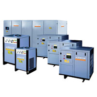 AIRKOM Rotary Screw Air Compressors